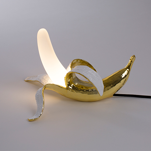 seletti banaan lamp dewey