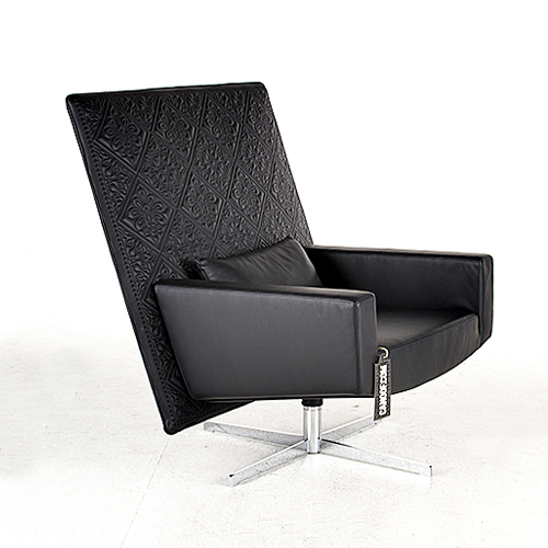 moooi jackson chair zwart