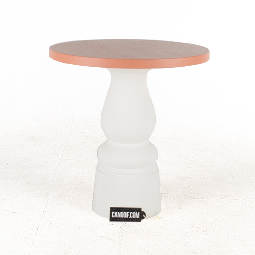 moooi new antiques table roze