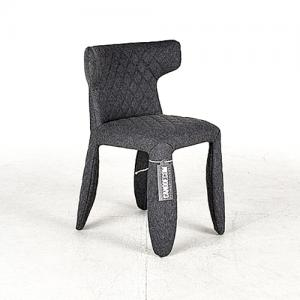 moooi monster armchair divina melange antraciet