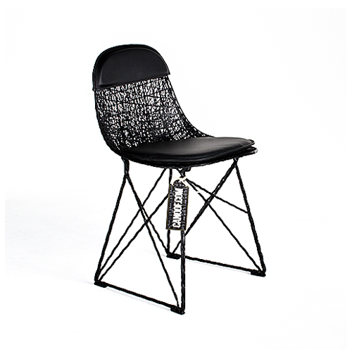 moooi carbon chair caps