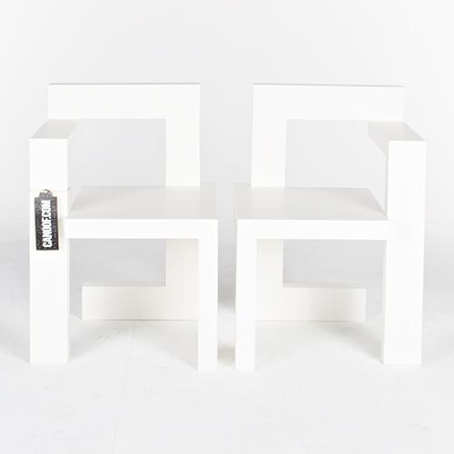 Rietveld Steltman stoelen