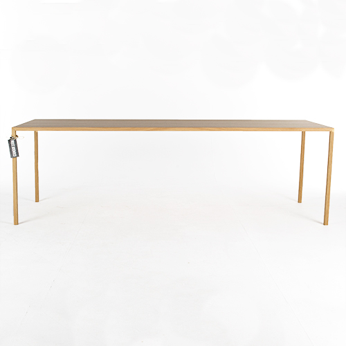 arco slim tafel naturel