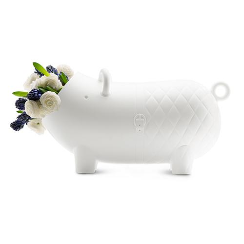 cybex hausschwein wit