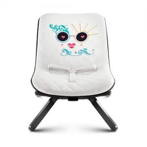 cybex marcel wanders bouncer wit sunglasses