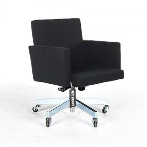 lensvelt avl office chair zwart verzinkt