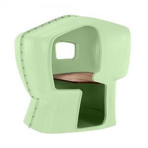 Lensvelt Skull groen