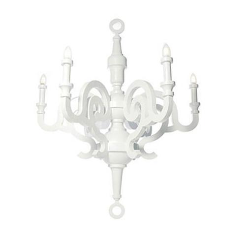 moooi paper chandelier