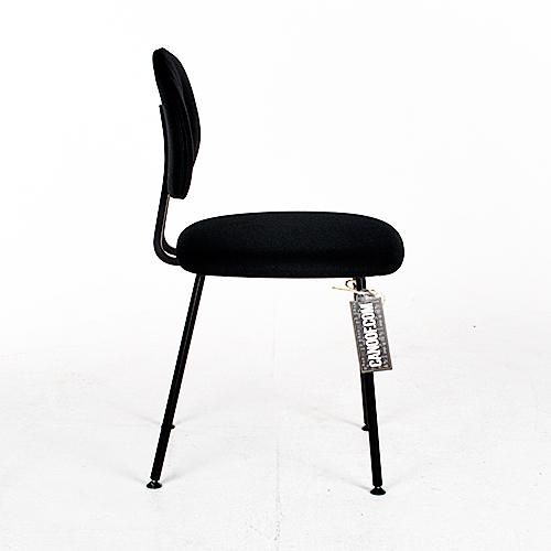 lensvelt maarten baas chair 101D zwart