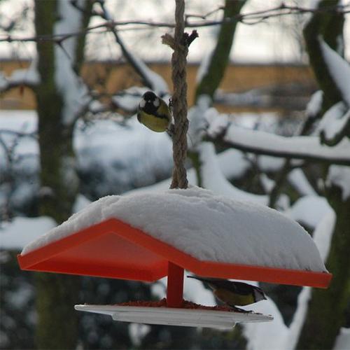 Marcel Wanders vogelhuis