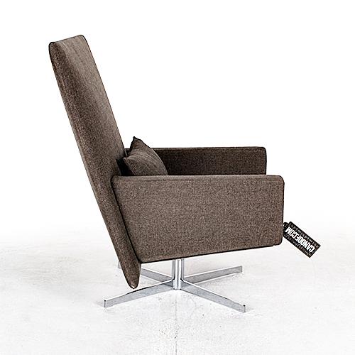 moooi jackson chair grijs