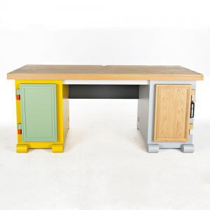 moooi paper desk patchwork