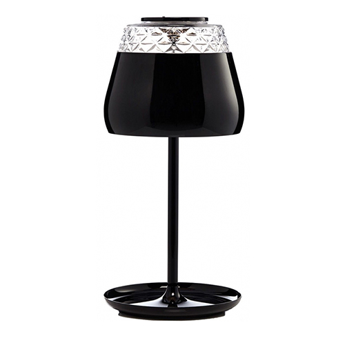 moooi valentine table lamp zwart