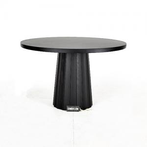 moooi container table bodhi zwart