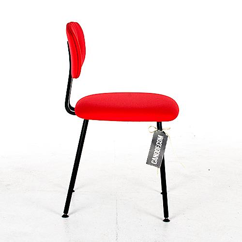 lensvelt maarten baas chair 101E rood