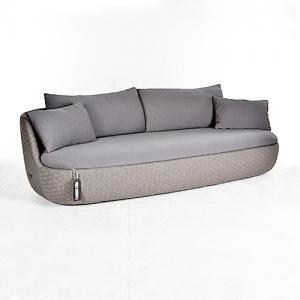 moooi bart sofa grijs