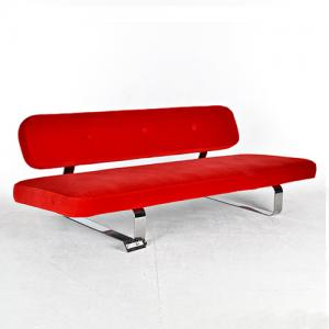 moooi power nap sofa rood