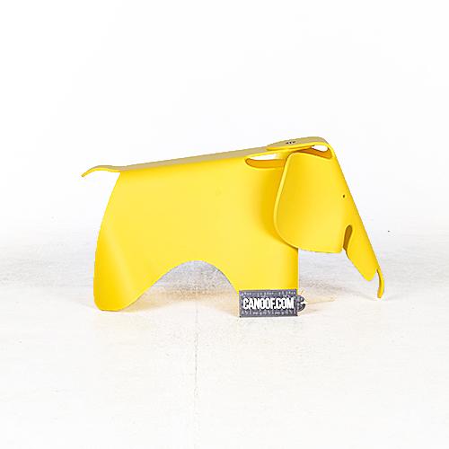 vitra eames ekephant geel
