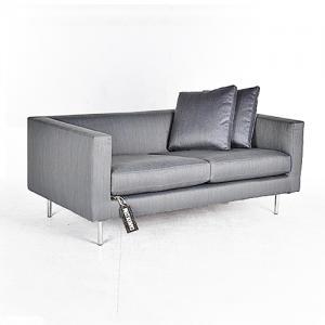 moooi boutique grijs 2-seater