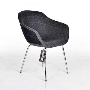 moooi canal chair antraciet