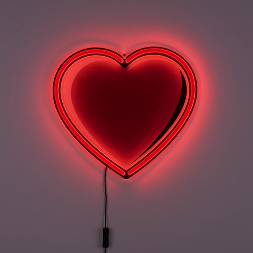 seletti hart wandlamp