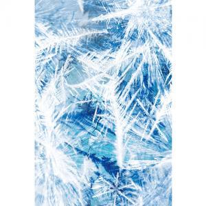 moooi carpets frozen blauw