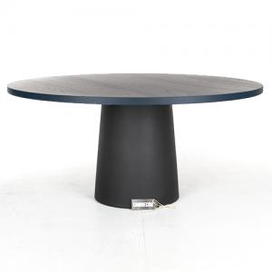 moooi container table blauw