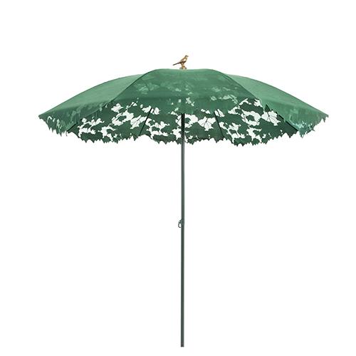 droog parasol groen