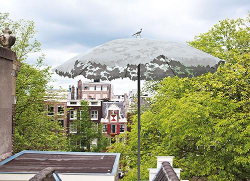 droog parasol