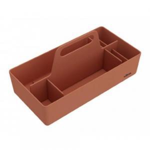 vitra toolbox baksteen rood