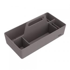 vitra toolbox mauve grijs