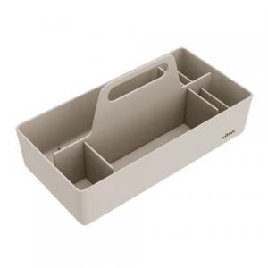 vitra toolbox warm grijs