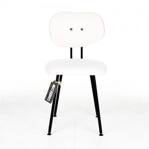 Lensvelt Maarten Baas Chair 101B beige steelcut trio