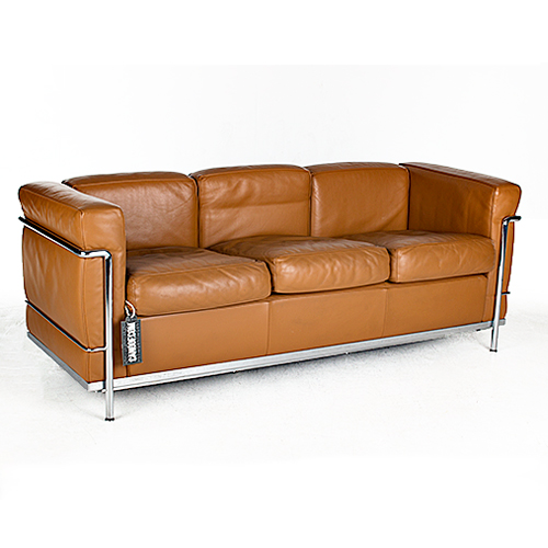 cassina lc2 3-zits bank