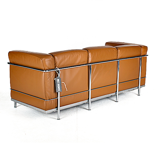cassina lc 3-zits bank