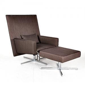 moooi jackson chair en footstool