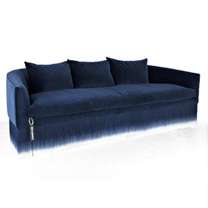moooi amami sofa donkerblauw