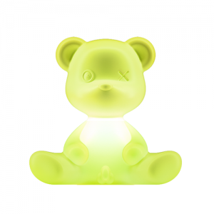 qeeboo teddy boy lamp groen