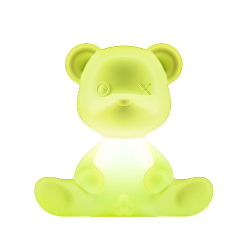 qeeboo teddy boy lamp groen
