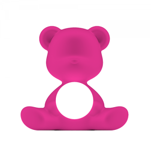 qeeboo teddy girl lamp knalroze