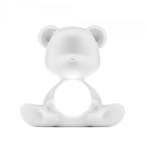 qeeboo teddy girl lamp wit