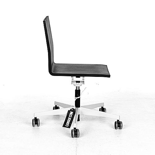 vitra 04 bureaustoel zwart