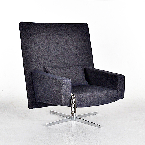moooi jackson chair blauw
