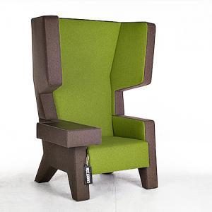 prooff earchair groen