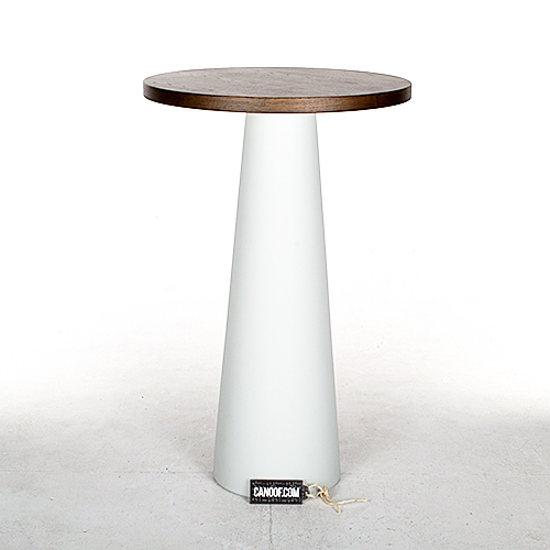 moooi container statafel wit wood