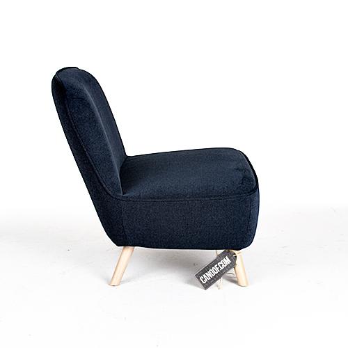 moooi cocktail chair blauw