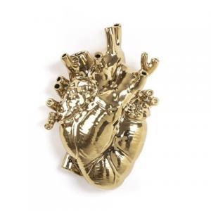 seletti hart vaas goud