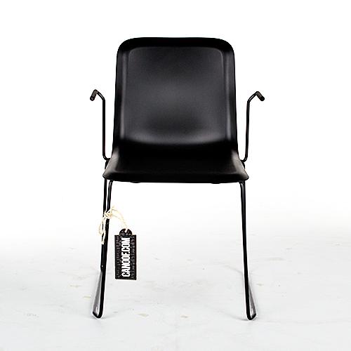 lensvelt that chair zwart armleunigen