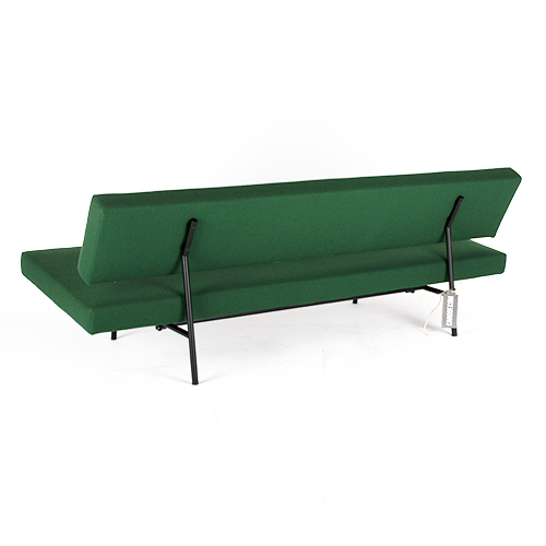 spectrum br02 slaapbank groen