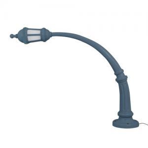 seletti street light vloerlamp grijs